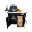 KEG grillező Cabinet