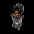 Broil King KEG™ 2000 - faszenes grill és füstőlő + öntöttvas sütőlap (KA5542), + CABINET (911500)