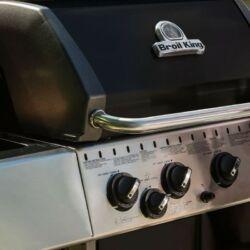 Új! - Broil King kerti gázgrill- Crown 440