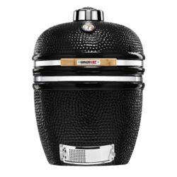 Kamado Chef 1900 Prestige Diamond Black Stand Alone (rozsdamentes acél)