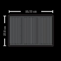 Broil King kerti gázgrill - Royal 340 black