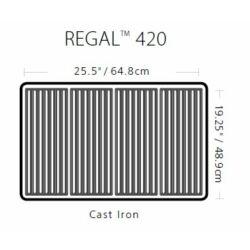 Broil King kerti gázgrill- Regal 420 Built-in