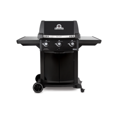 Signet 320 Limited Edition Black kerti gázgrill , grillsütő
