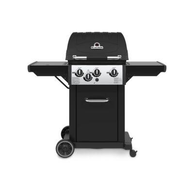 Broil King kerti gázgrill - Royal 340, grillsütő