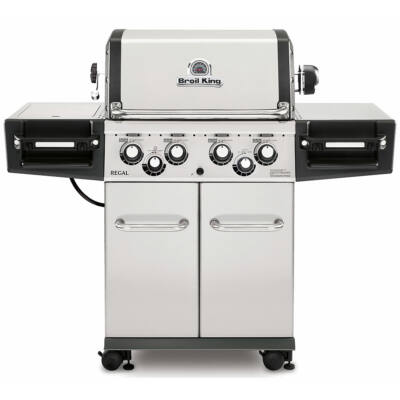 Broil King kerti gázgrill- Regal S 490 Pro, grillsütő