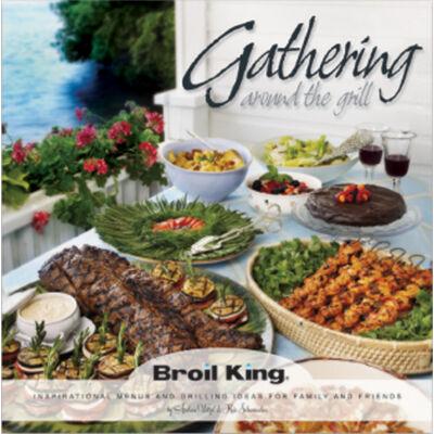 Broil King Gathering grill szakácskönyv