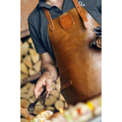 OFYR LEATHER APRON (BŐR KÖTÉNY)
