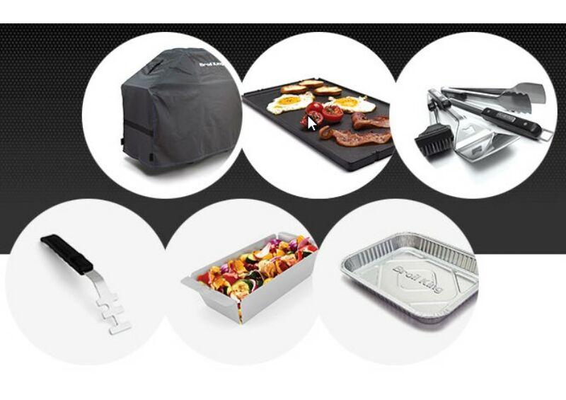 grill kiegészítő csomag