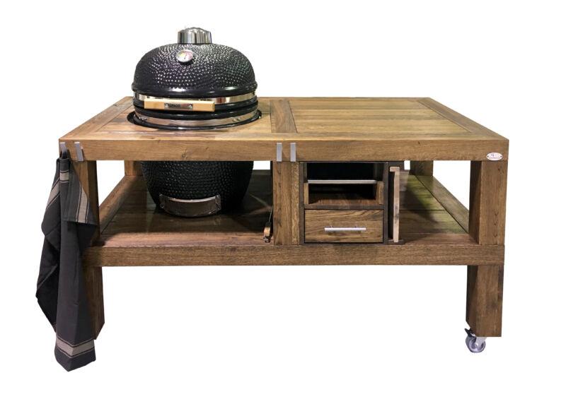 Kamado Chef grill asztal 19