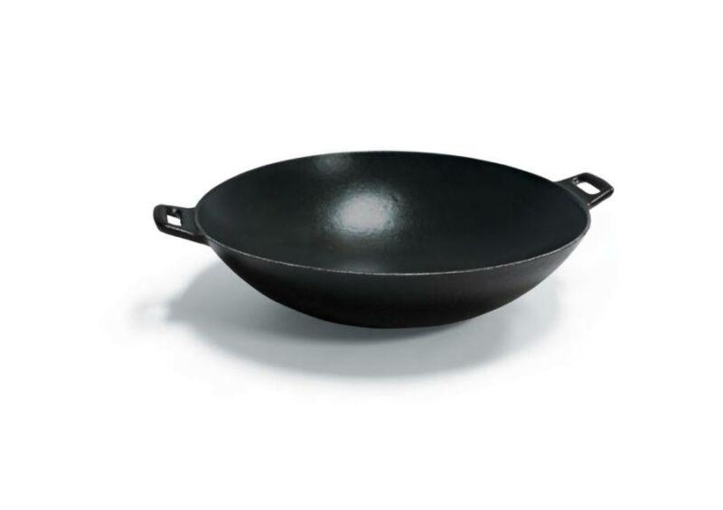 Öntöttvas wok