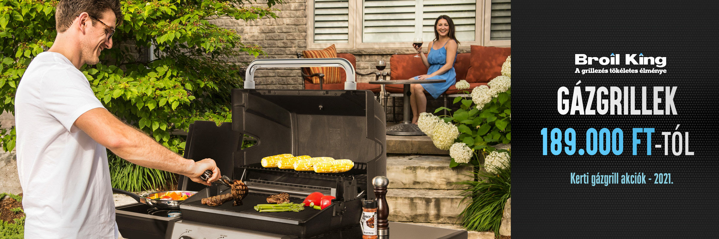 Nyári grill akció