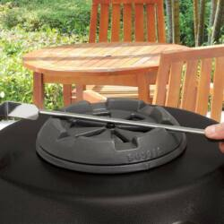 Broil King KEG™ 2000 - faszenes grill és füstölő (bemutatótermi darab)