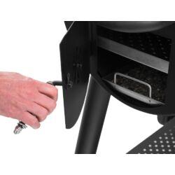 Broil King Offset Smoker füstölő - Csomag akció