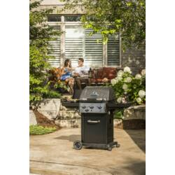 Broil King kerti gázgrill - Royal 340 black