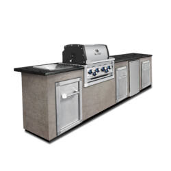 Broil King kerti gázgrill- Imperial 490 Built-in