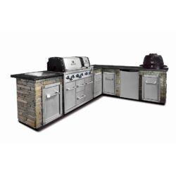 Broil King kerti gázgrill- Imperial XLS Built-in w/cabinet