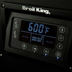 Broil King Crown Pellet 500 Füstölő és Grill