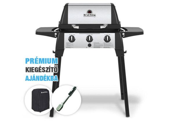 Broil King kerti gázgrill- Porta Chef 320 , grillsütő