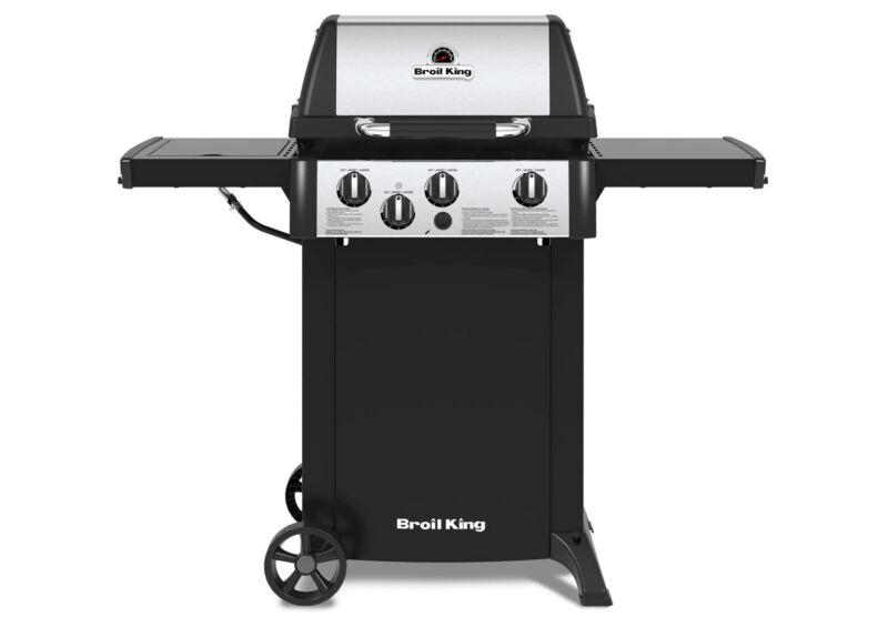 Broil King kerti gázgrill , grillsütő