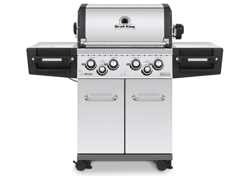 Broil King kerti gázgrill- Regal S 490 Pro, grillsütő
