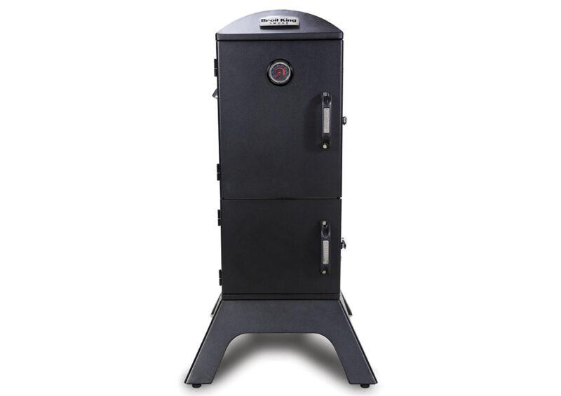 Broil King Vertical Charcoal Smoker füstölő, Grill eszköz, Grill füstölő