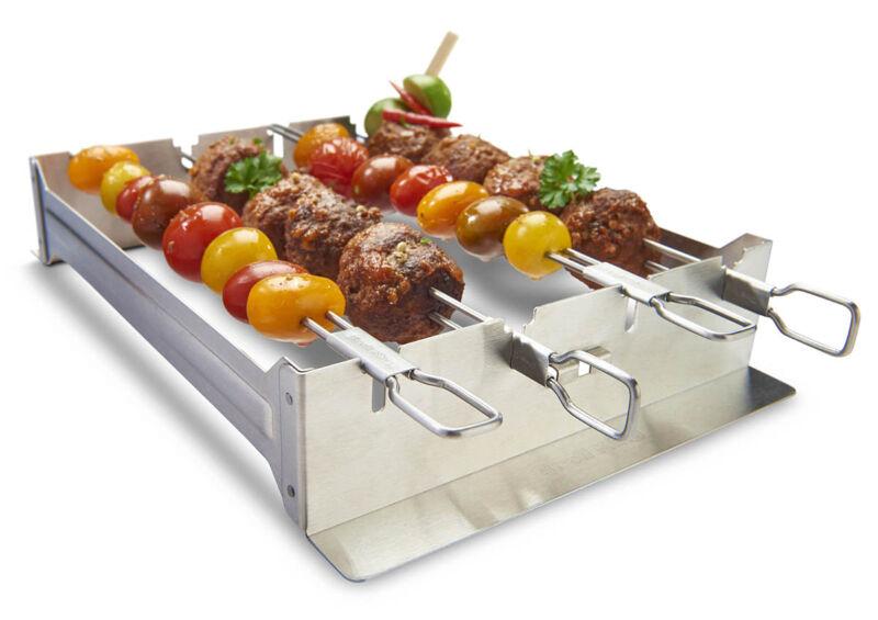 Kebab szett , grill eszköz