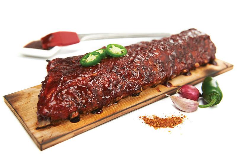 Juhar grillező falap, grill eszköz