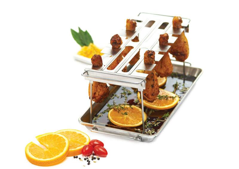 Csirkecomb sütő , grill eszköz