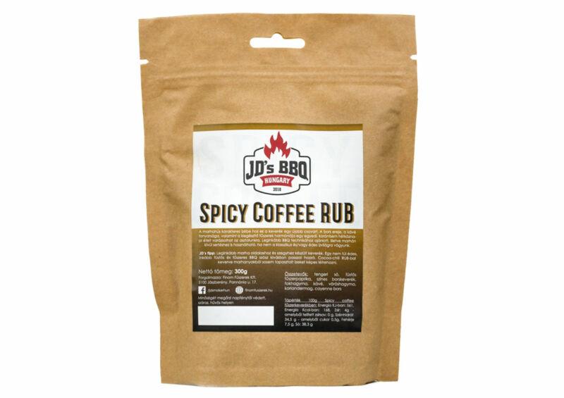 Spicy Coffee Rub