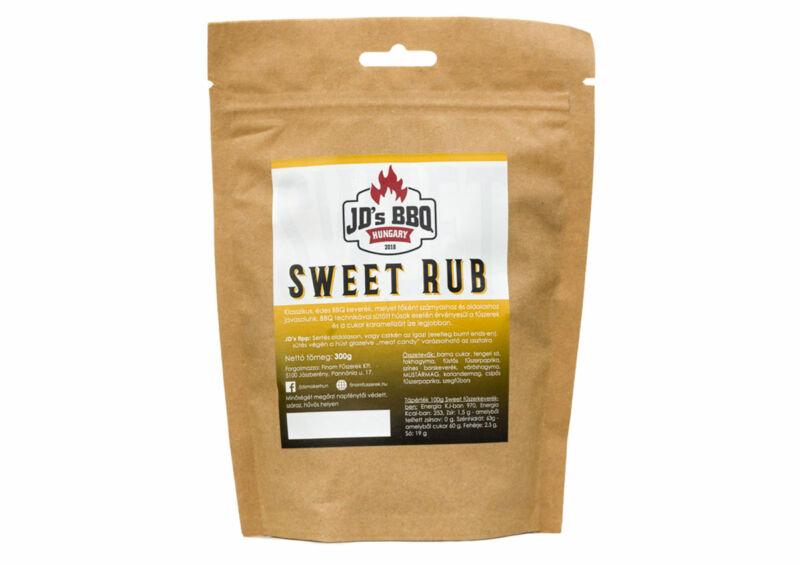 Sweet Rub