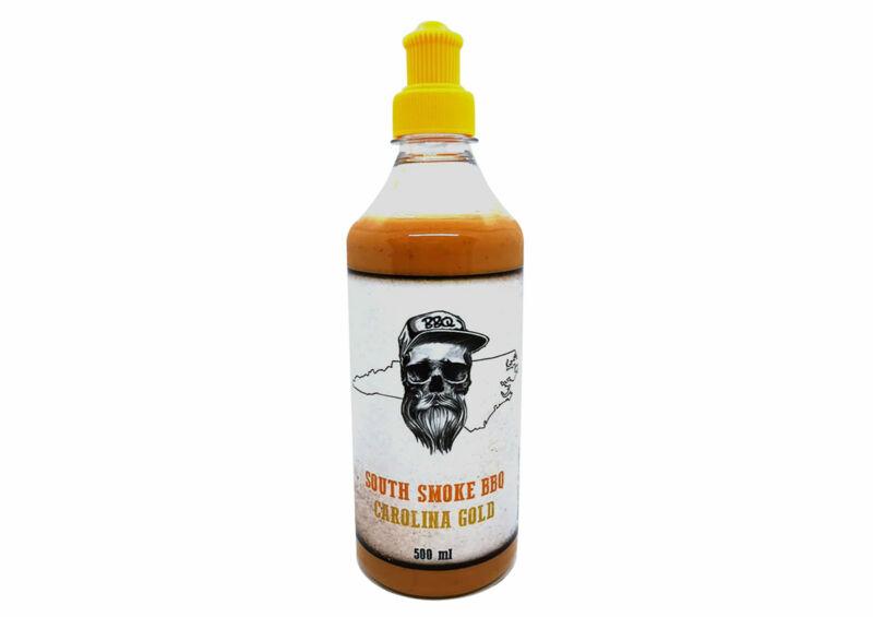 South Smoke BBQ szósz - Carolina Gold - fűszeres mustár