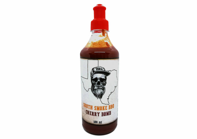 South Smoke BBQ szósz - Hot Fruit Bomb