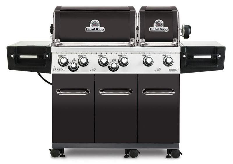 Broil King Regal XL kerti gázgrill, grillsütő , Kerti Grill