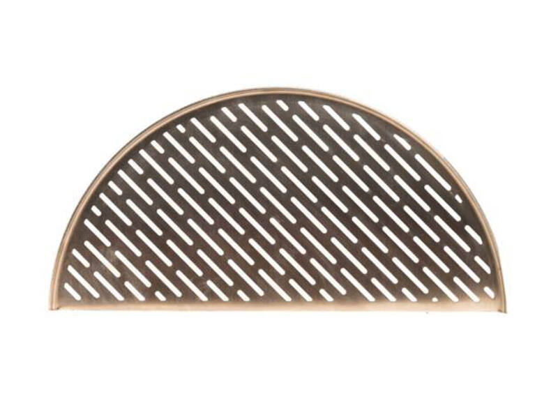 Lézervágott rozsdamentes acél felület - Classic Joe modellekhez